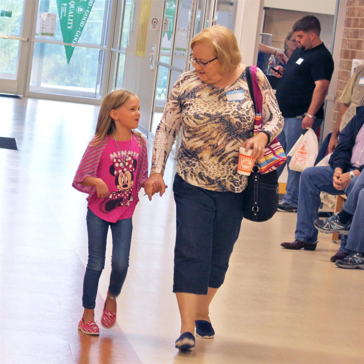 Celebrate Grandparents Day with Your Student