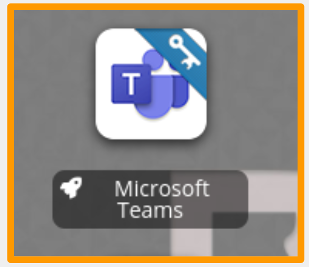 Teams app in Classlink