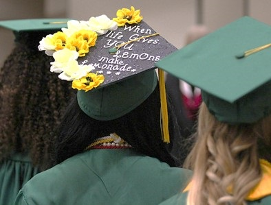 Fred Moore High School Fall Graduation is December 18 at UNT Gateway Center
