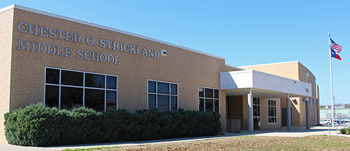 Strickland Middle School