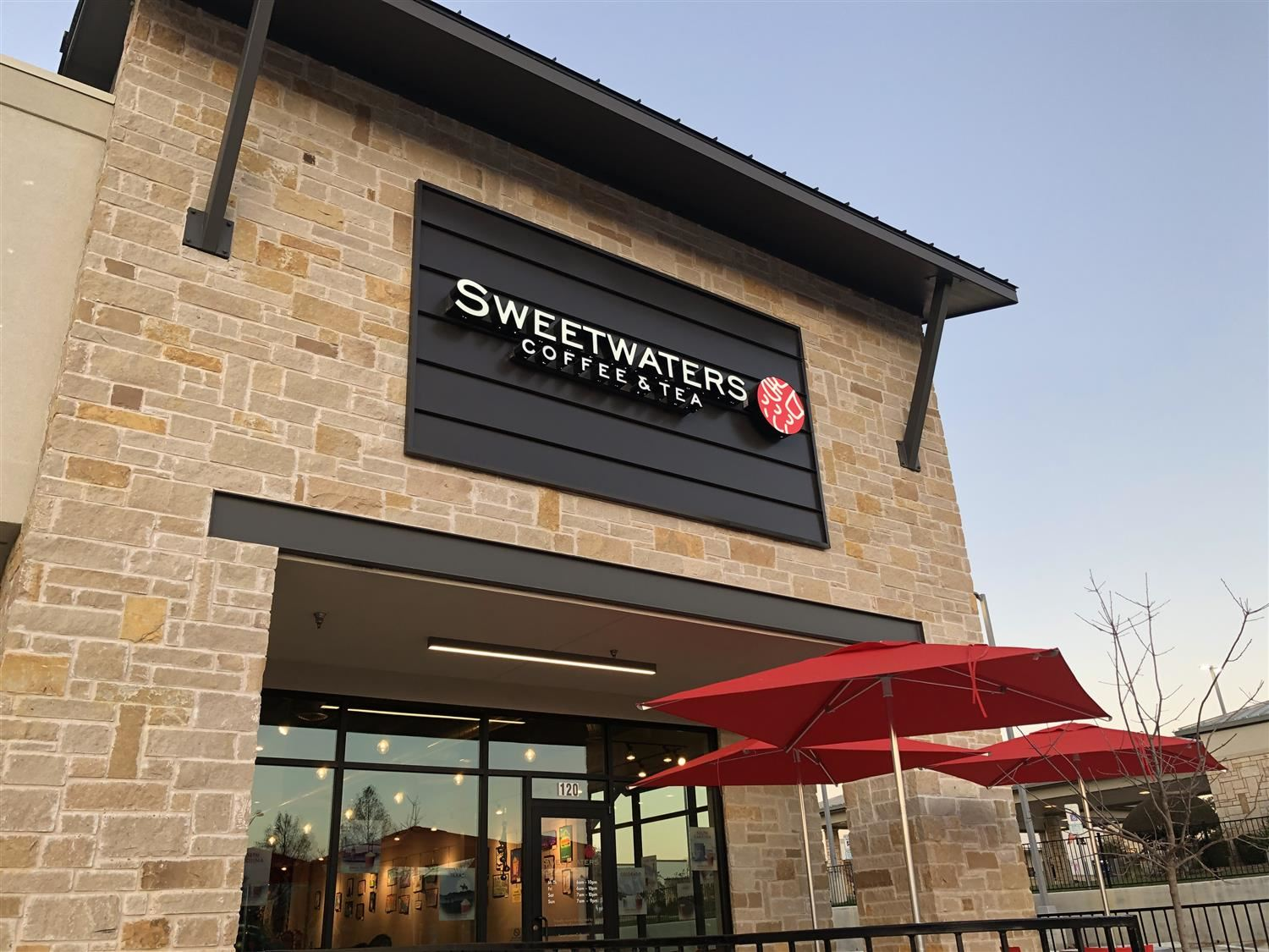 McMath adopts Sweetwaters Coffee shop on Teasley