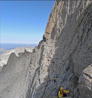 climbing Long's Peak this summer....