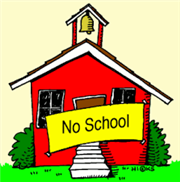 Staff Development, No School October 12th and 15th