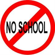 No school Friday, March 30