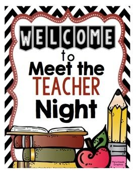 Meet the Teacher Nights