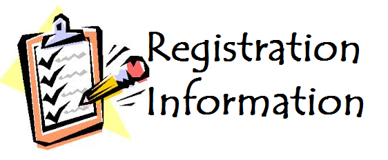 Fall Registration 2019-2020 School Year Information