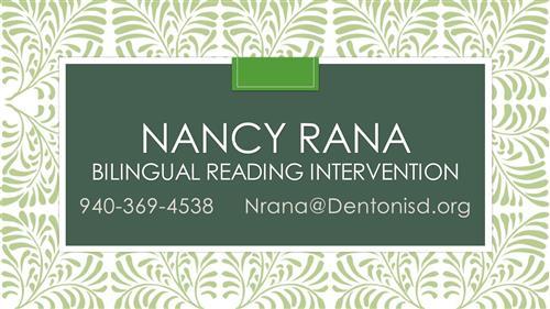 Nancy Rana