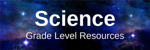 Science Grade Level Resources