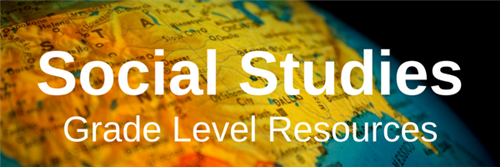Social Studies Grade Level Resources