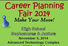 Make Your Move, Career Planning Fair and Parent Meeting