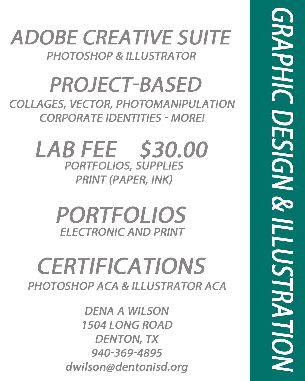 Wilson dena graphic design overview parent info card xflitez Images