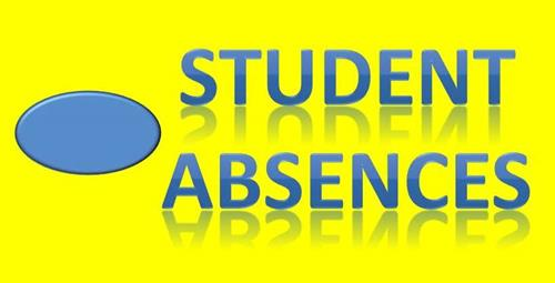 Email Your Student's Absence Here