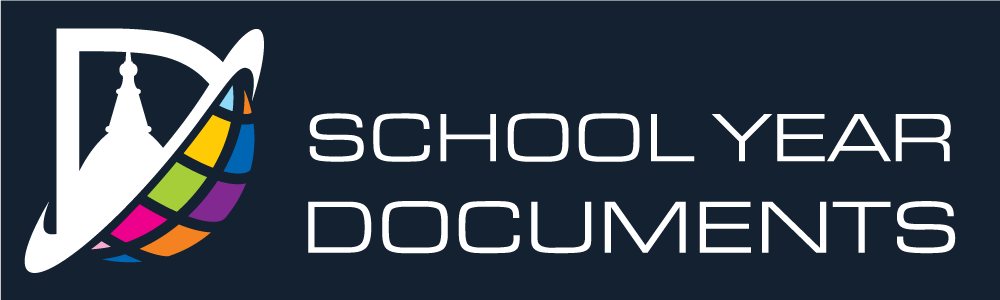 For Parents / 2019 - 20 School Year Documents