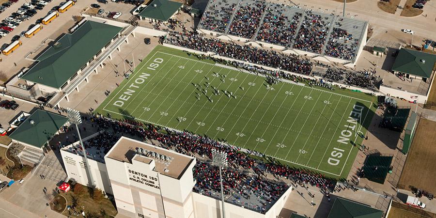 C.H. Collins Stadium