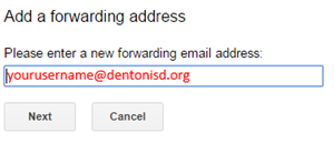 E-mail Address