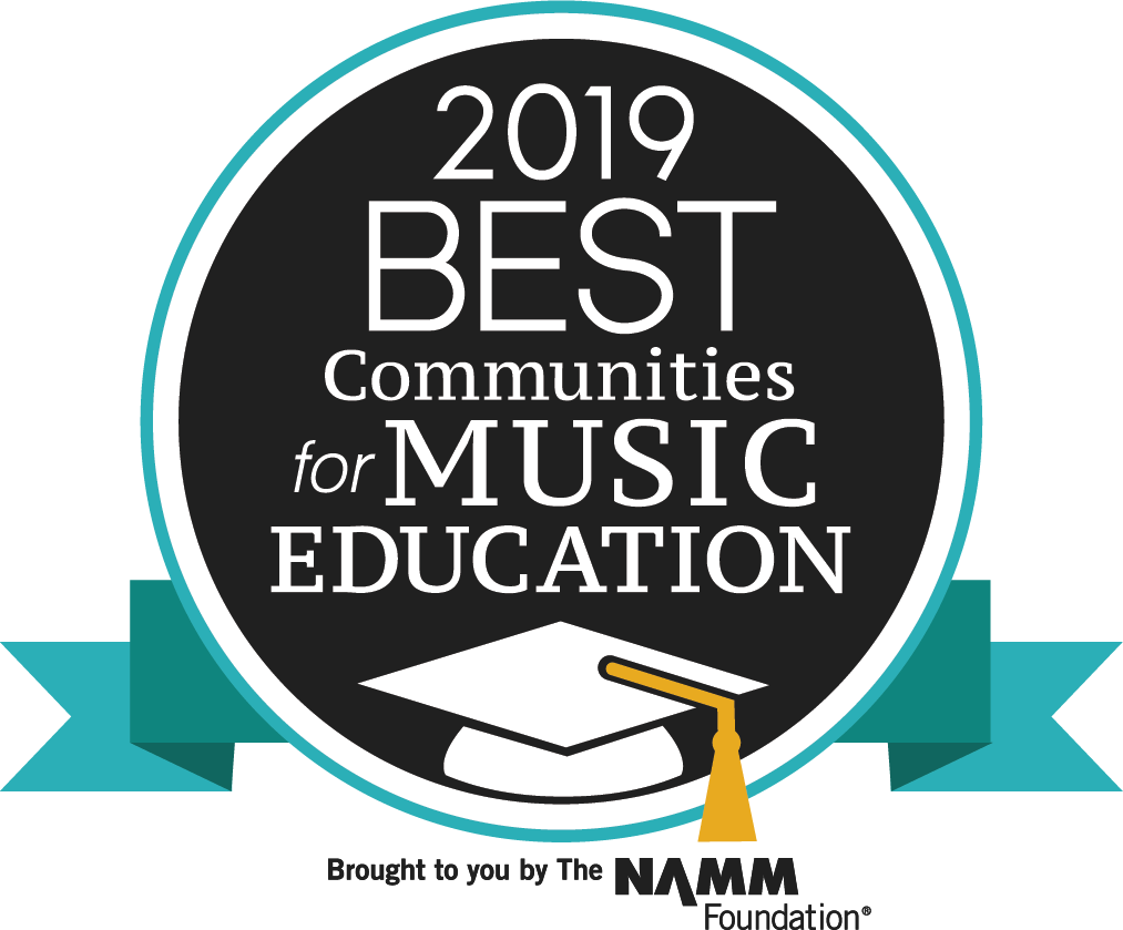 Denton ISD Recognized as One of the Best in the Nation for Music Education