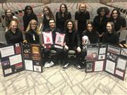 BHS and DHS Students Compete at State Thespian Festival and Advance to Nationals