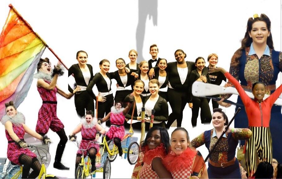 District Winter Guard Showcase, Friday, March 22