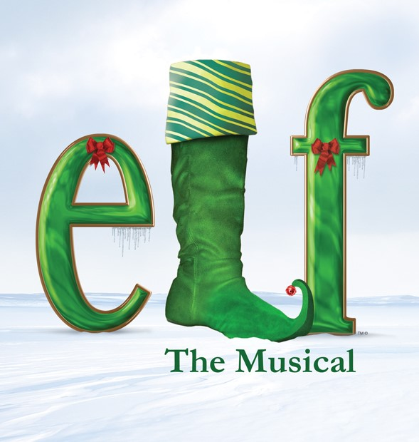 Guyer Theatre Presents ELF The Musical, Nov 7-9 and 14-16