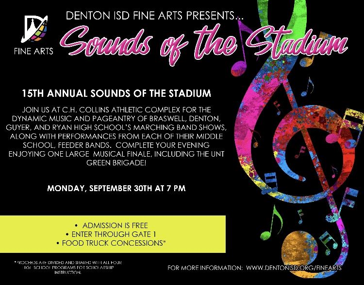 Sounds of the Stadium, Sept 30