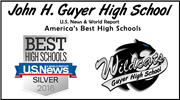 Congratulations to John H. Guyer High School