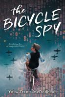 Book cover for The Bicycle Spy