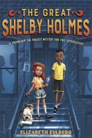 The Great Shelby Holmes book cover