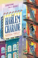Book cover for The Harlem Charade