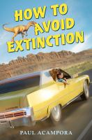 Book cover for How to Avoid Extinction