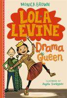 Lola Levine Drama Queen book cover