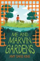 Book cover for Me and Marvin Gardens