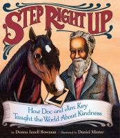 Book cover for Step Right Up: How Doc and Jim Key