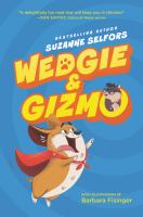 Book cover for Wedgie and Gizmo