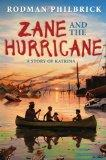 Cover image for Zane and the hurricane
