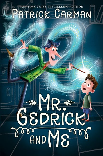 Cover image for Mr. Gedrick and me