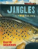 Cover image for Jangles: a BIG fish story