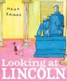 Cover image for Looking at Lincoln