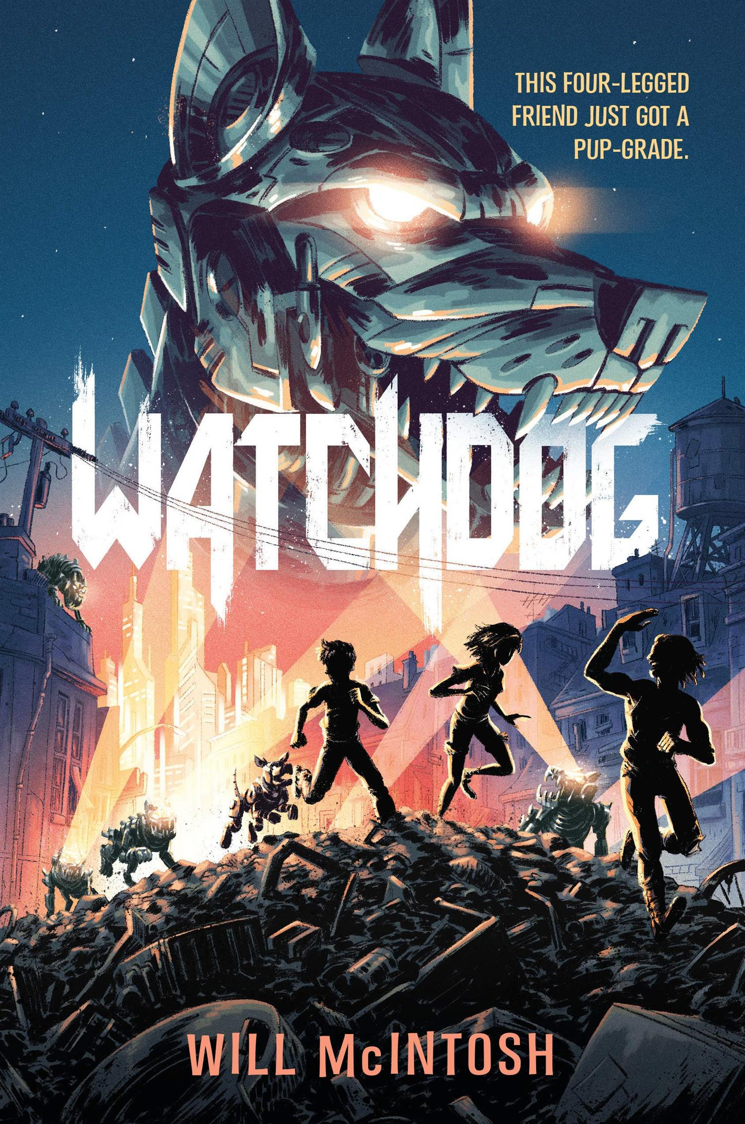 Cover image for Watchdog