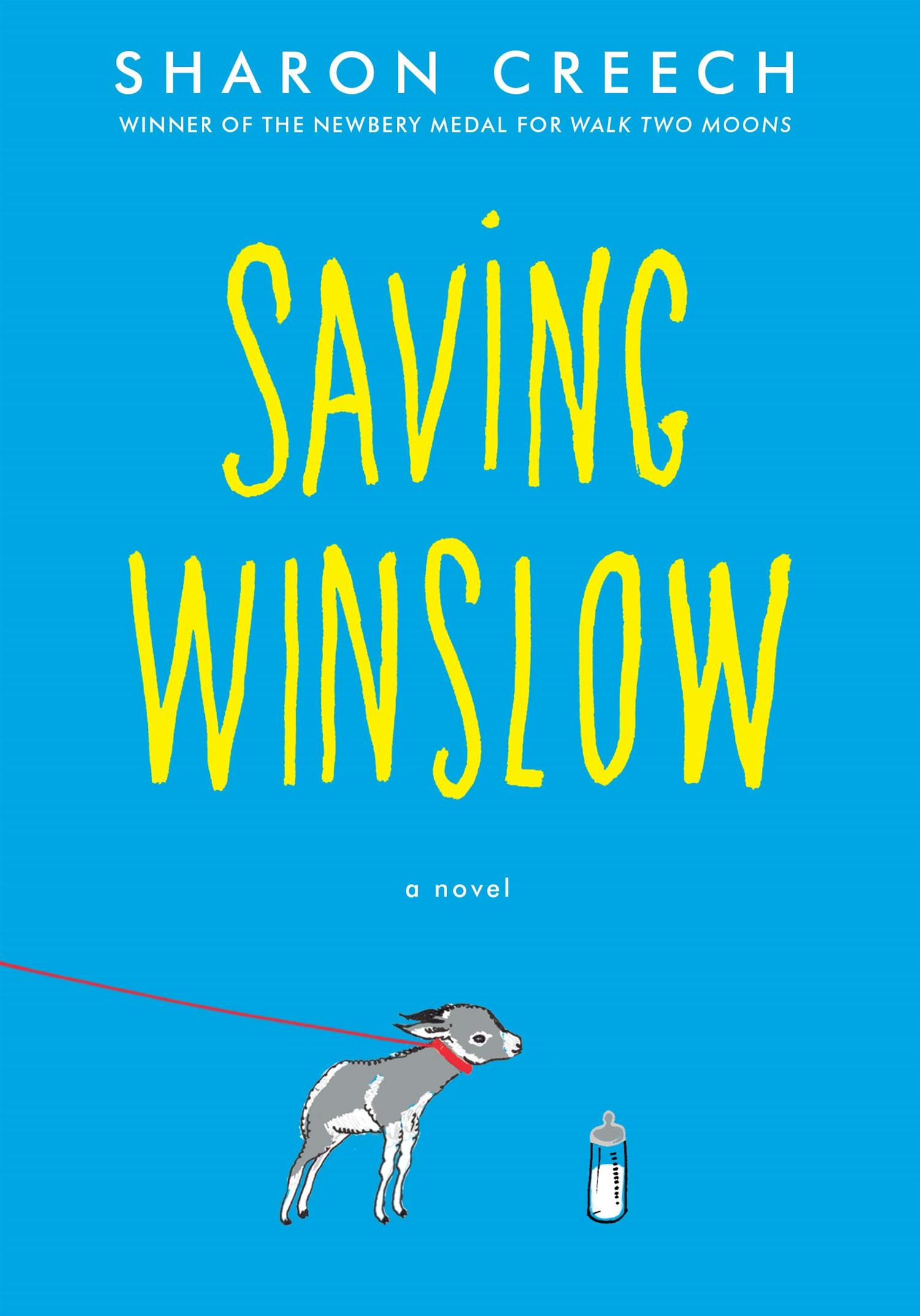 Cover image for Saving Winslow