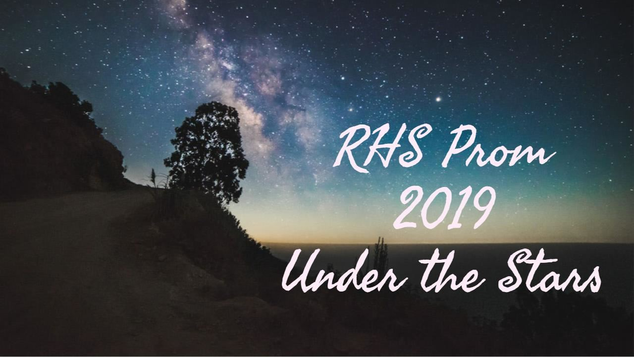 RHS Prom 2019 under the stars