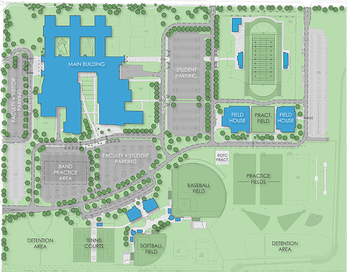 Campus Plan for Braswell High School