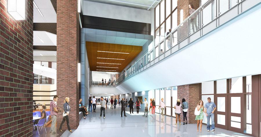 School design layout design - Interior design schools in texas ...
