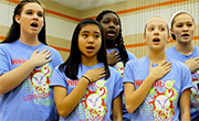 District places 55 middle school students on TMEA all-region choir