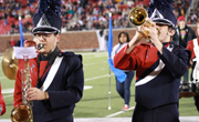 Denton ISD bands join for annual 'Sounds of the Stadium' concert on Oct. 26