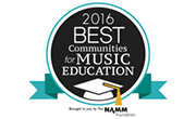 Denton ISD receives national recognition as best musical community for 10th straight year